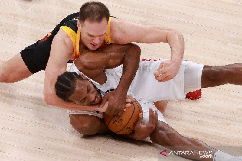 Playoffs NBA : Utah Jazz kembali kalahkan LA Clippers