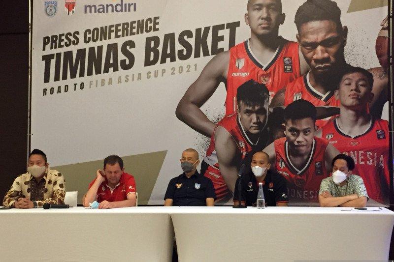 Indonesia siap lawan Filipina dan Korsel pada kualifikasi FIBA Asia