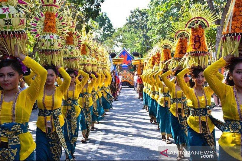 Kemenparekaf dukung Pesta Kesenian Bali bangkitkan pariwisata
