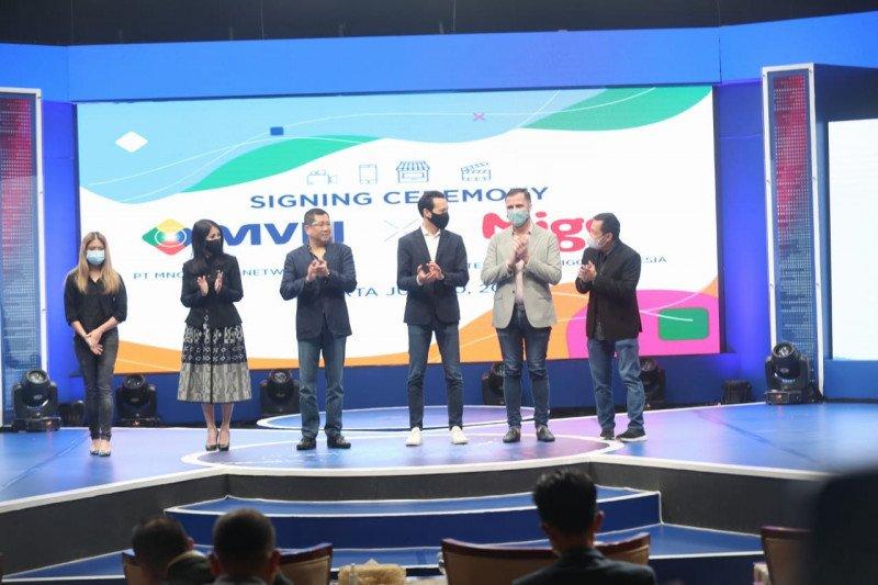 IPTV gandeng Migo Indonesia tambah jaringan distribusi konten