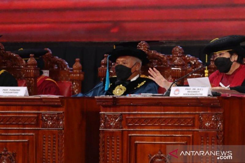 Megawati sebut pemimpin strategik harus turun ke rakyat