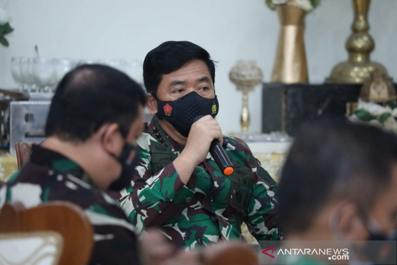 Panglima TNI: Lakukan pendekatan kultural dalam terapkan 3T