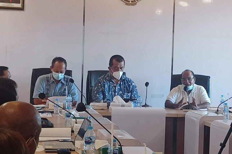 KPK mendorong penyerahan 33 aset dari Pemkab ke Pemkot Sorong