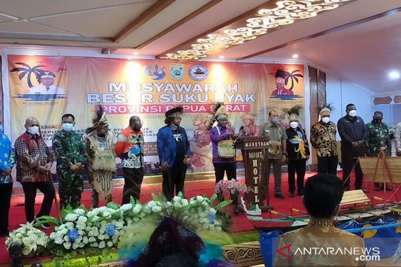 """Papua Barat """"rumah besar"""" keragaman suku di Indonesia, sebut Gubernur"""