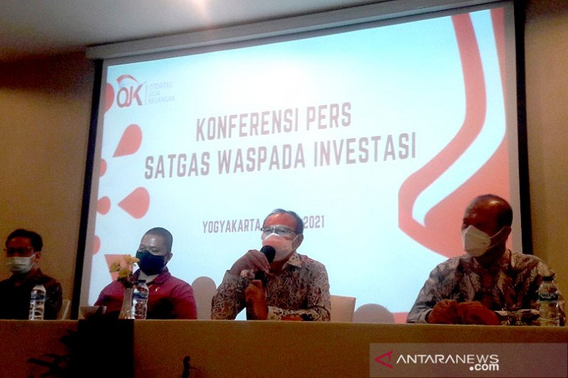 SWI: Kerugian masyarakat akibat investasi ilegal Rp117 triliun
