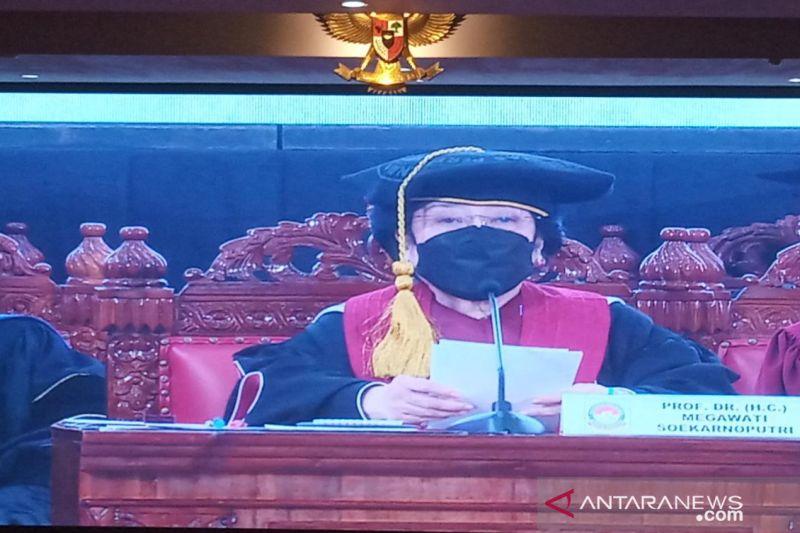 Sejumlah menteri hadiri pengukuhan gelar Profesor Kehormatan Megawati