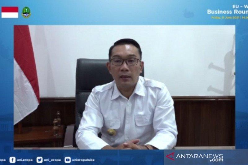 Jawa Barat optimistis bisa tingkatkan kerja sama dengan Uni Eropa