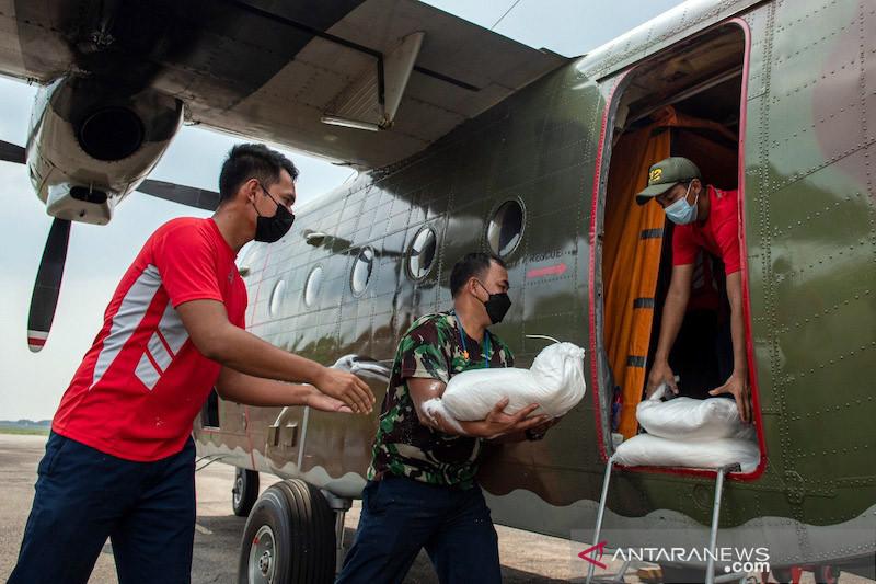 Kegiatan modifikasi cuaca di Sumatera Selatan-Jambi segera berakhir