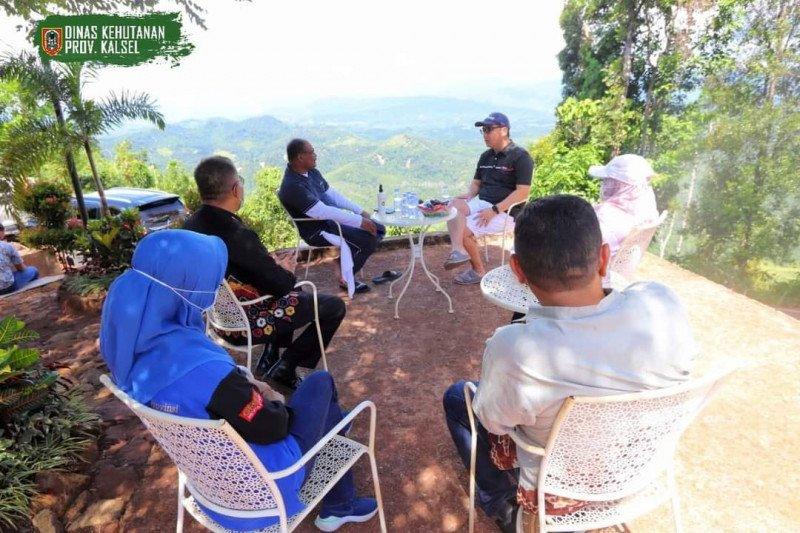 Pemprov Kalsel kembali buka kawasan wisata alam Tahura Sultan Adam