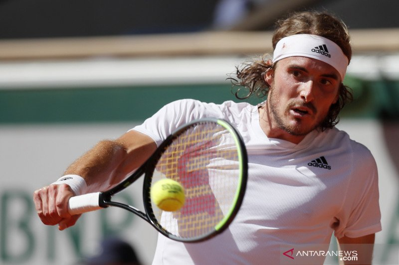 Tenis French Open: Tsitsipas melaju ke final