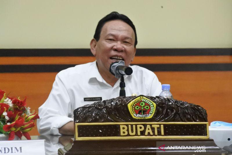 Pemkab Kupang dukung TNI gelar TMMD di kawasan perbatasan