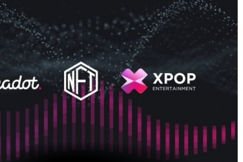 XPOP meluncurkan pasar NFT hiburan berbasis Polkadot pertama di dunia