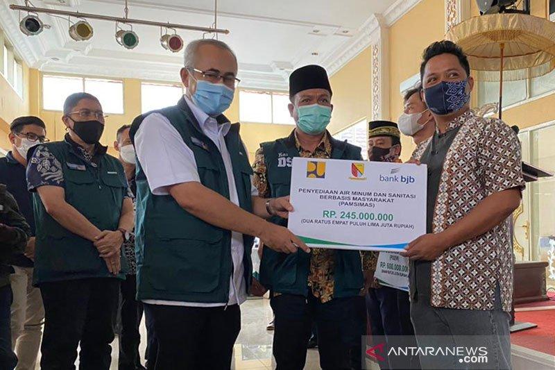 PUPR salurkan dana bantuan bedah rumah Rp36,1 miliar Kabupaten Bandung