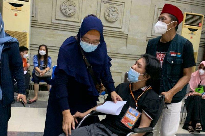 Yayasan Bersih sasar vaksinasi COVID-19 untuk disabilitas di Surabaya