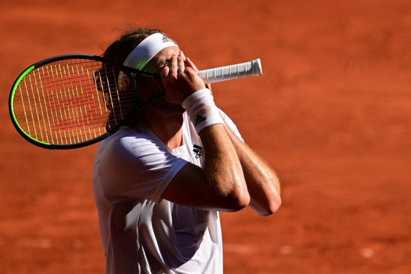 Hentikan Zverev, Tsitsipas ke final Grand Slam pertamanya