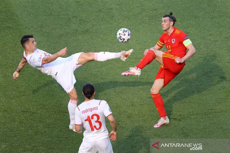 Euro 2020 : Wales vs Swiss