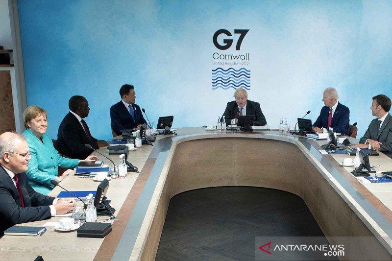 China kecam pernyataan G7 yang dianggap campuri urusan dalam negeri