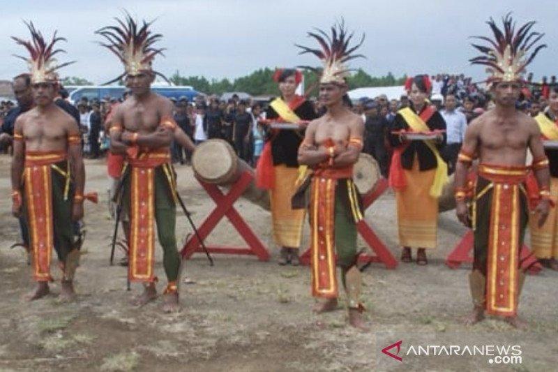 Festival Teluk Jailolo diselenggarakan pada 9-12 Juni untuk promosi pariwisata