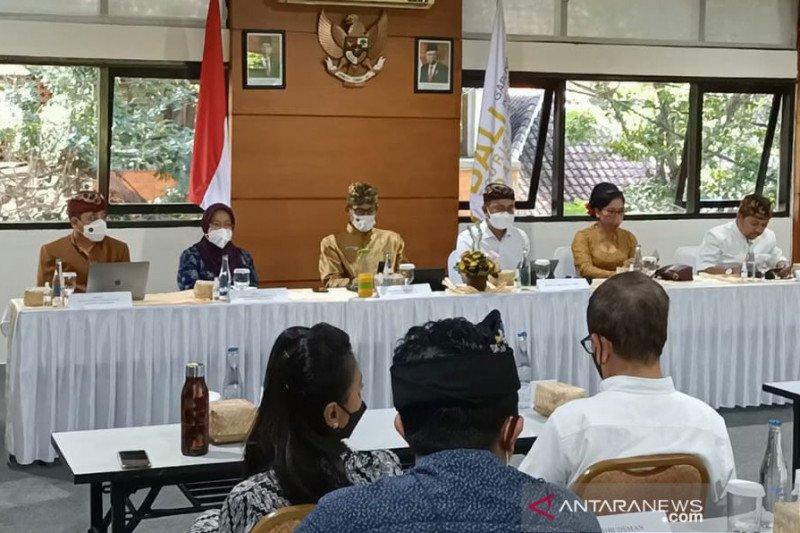 Menparekraf ajak BTB berperan dalam persiapan pembukaan wisata Bali