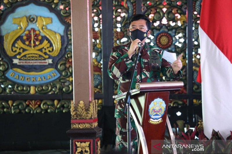 Panglima TNI: Penanganan COVID-19 di Kabupaten Bangkalan harus optimal