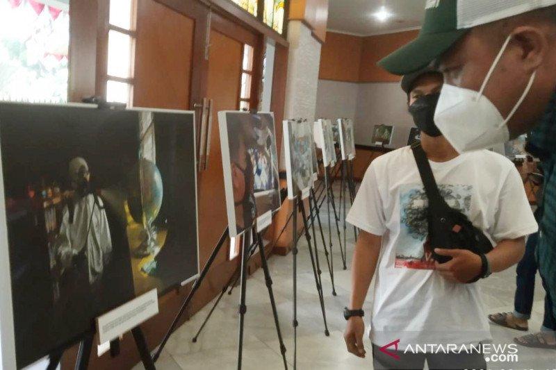 Pemkab Bogor jadikan pameran foto pengingat pandemi belum usai
