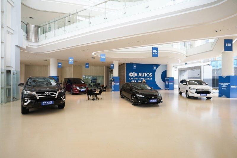Dekatkan konsumen, OLX Autos kembangkan gerainya di tiga lokasi ini