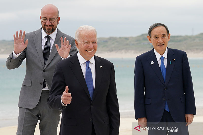 NATO sambut Biden di KTT 'penting' pasca-Trump
