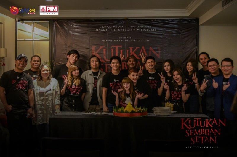 Cast Crew Film Kutukan 9 Setan