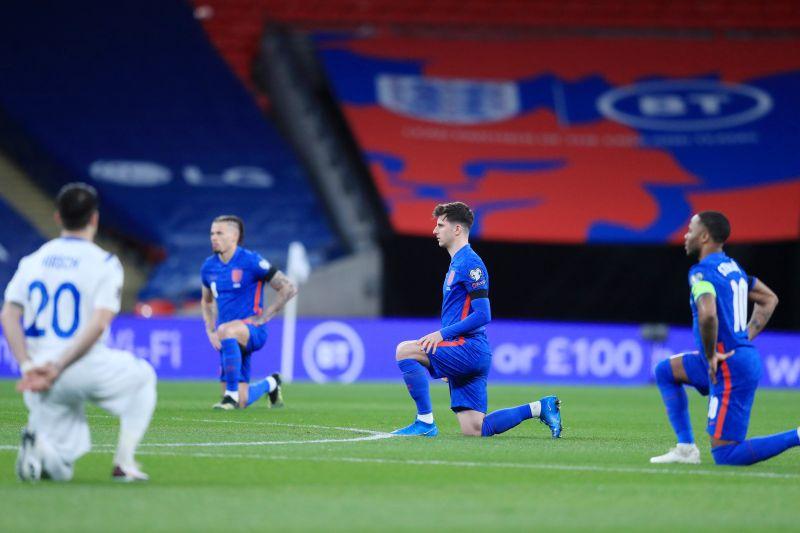 FA ajak suporter hormati pemain Inggris lakoni aksi berlutut