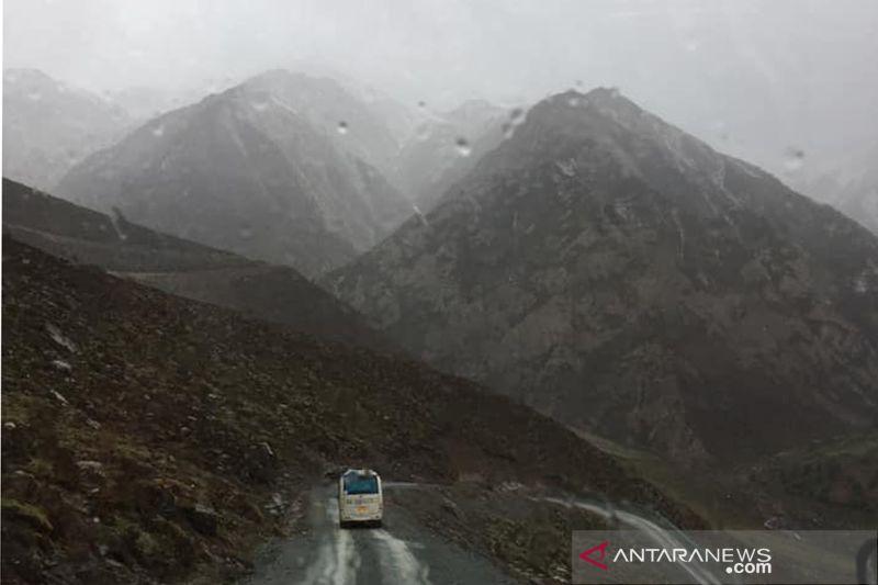 Cuaca ekstrem, 21 pelari ultra marathon di Gansu tewas
