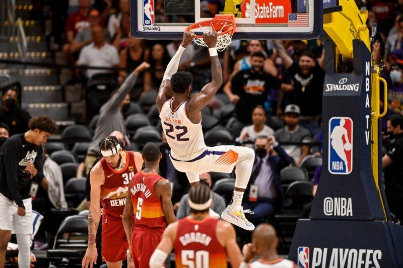 Sapu Nuggets 4-0, Phoenix Suns tim pertama lolos ke final wilayah