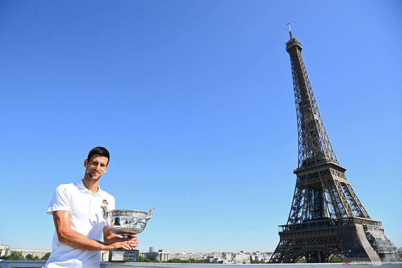 Djokovic juara French Open 2021