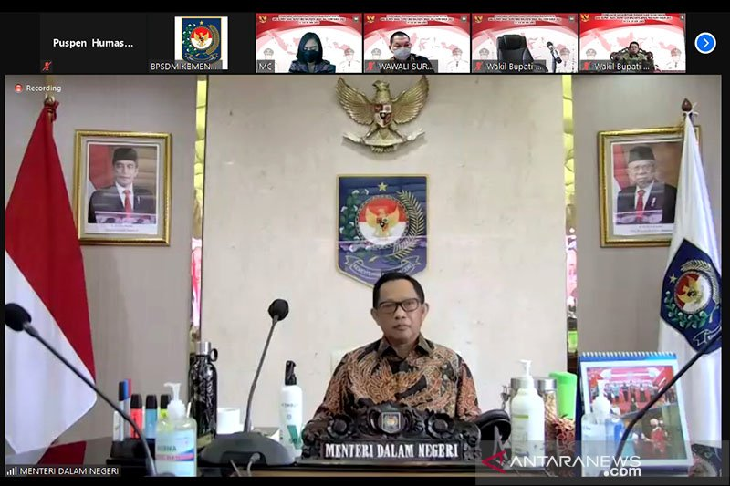 Kemarin, WFH 75 persen hingga Bogor siagakan Satpol PP di tiap desa