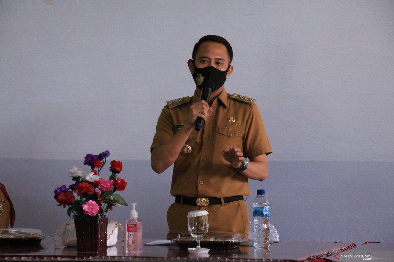 Wali Kota pastikan tindak tegas pelaku pembakar lahan di Palangka Raya