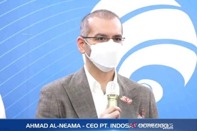 Layanan 5G Indosat Ooredoo tersedia di empat kota