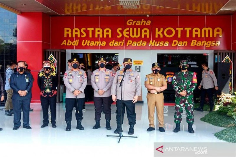 Inovasi Polda Kalimantan Tengah dinilai bikin masyarakat nyaman