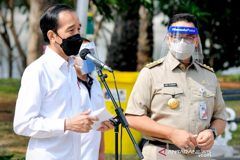 Jakarta kemarin, Hari Donor Darah hingga target vaksinasi COVID-19 DKI