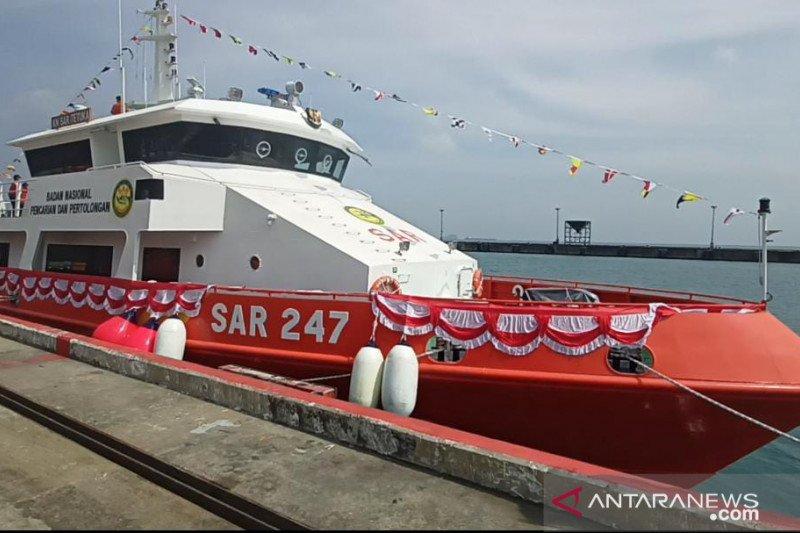 Basarnas luncurkan KN SAR 247 Tetuka dukung operasi SAR di Laut Banten