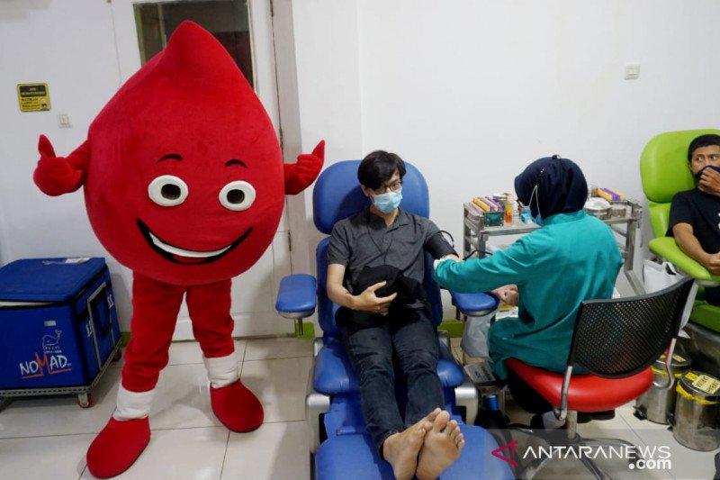PMI targetkan 10.000 kantong darah hingga akhir Juni