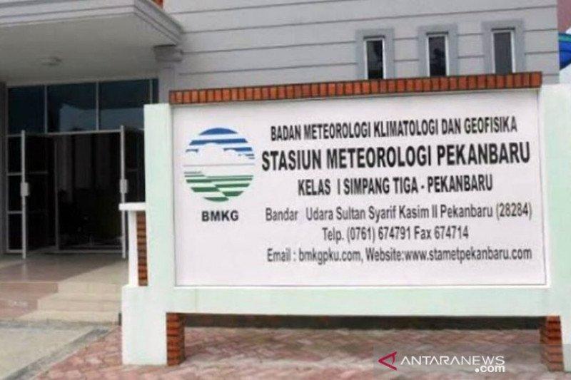 Sebagian Riau sudah masuk musim kemarau kering