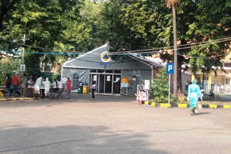 Tim medis RSLI: Kondisi dua pasien varian India stabil