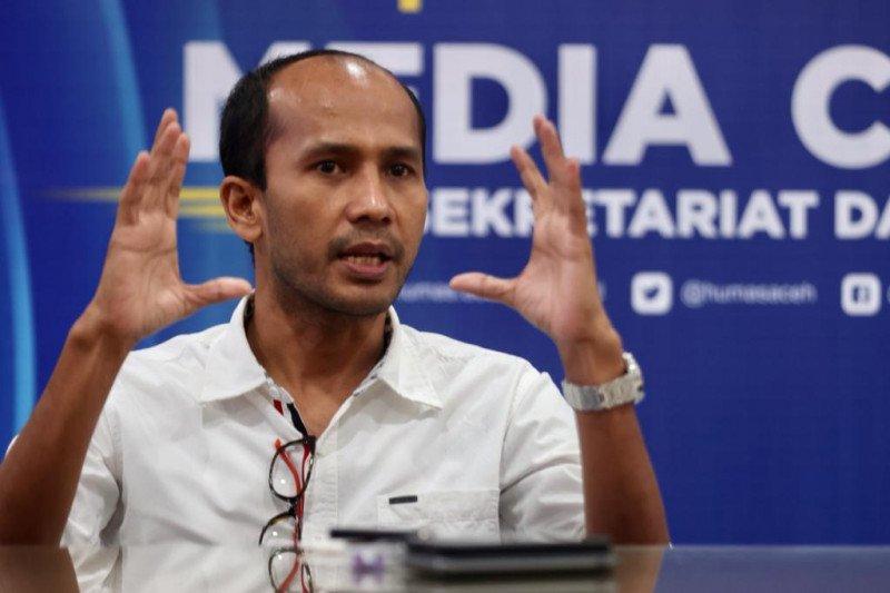 Gubernur Aceh Nova Iriansyah masih positif COVID-19