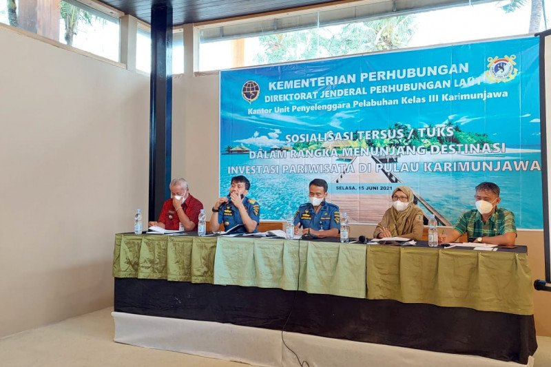 UPP Kelas III Karimunjawa bersinergi dukung pariwisata
