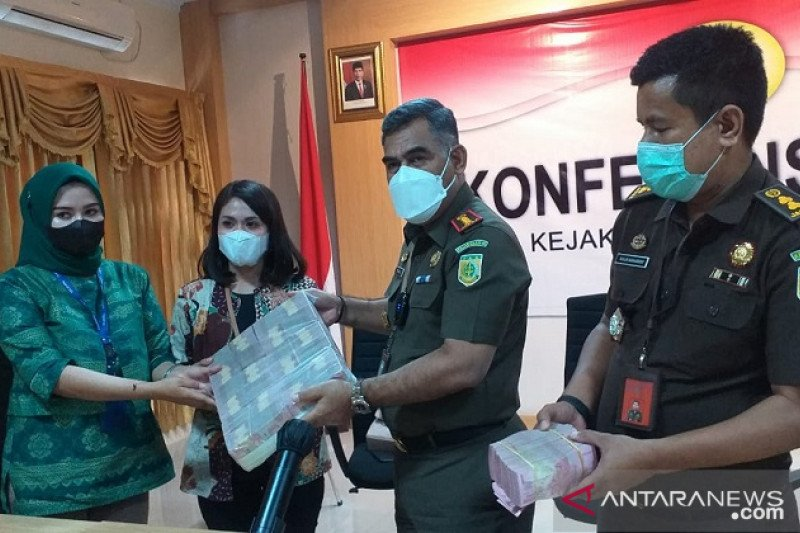 Kejari Ambon eksekusi Rp2,69 miliar kasus penggelapan dana nasabah BNI