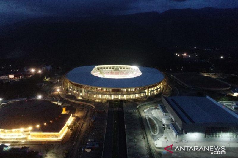 PB PON Papua pastikan venue-venue berkelas dunia siap digunakan