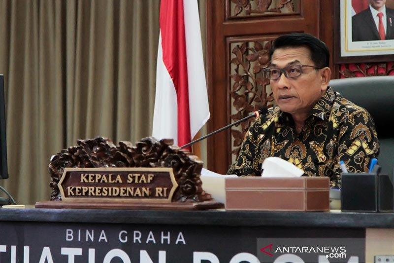 KSP kawal pemulihan pariwisata di Bali