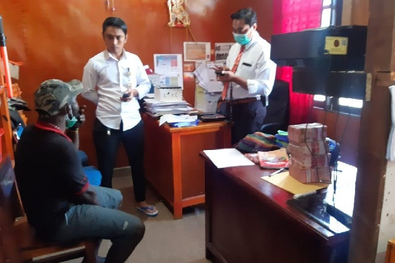 Pencari senjata dan amunisi untuk KKB Lekagak Telenggen ditangkap