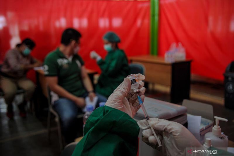 Kemenhub: Vaksinasi prioritas utama sektor perhubungan