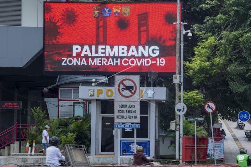 Sumatera Selatan perpanjang PPKM Mikro hingga 28 Juni 2021