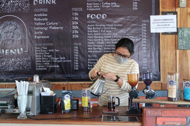 Industri pariwisata di Labuan Bajo didorong pakai kopi lokal